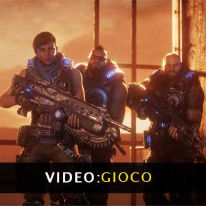Gears of War 5 video di gioco
