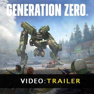 Generation Zero Video Trailer