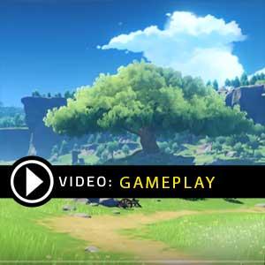 Genshin Impact Gameplay Video