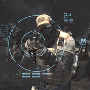 Ghost Recon Future Soldier Destinatario