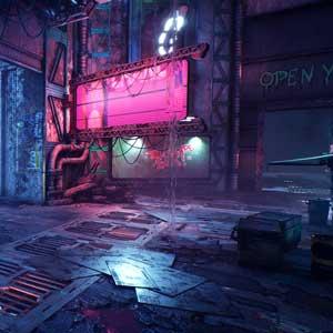 Ghostrunner Mondo Cyberpunk