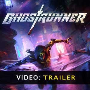 Ghostrunner Trailer Video