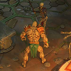 adattamento al dungeon crawling