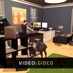 Goat Simulator Video Di Gioco