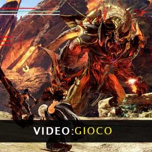God Eater 3 Video di gioco