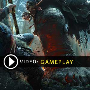God of War 4 PS4 Gameplay Video