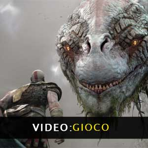 God of War PS4 Video di gioco