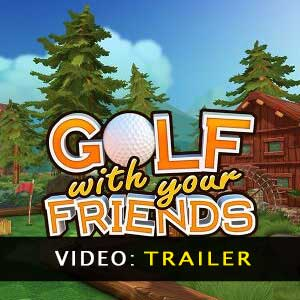 Video del trailer del Golf With Your Friends