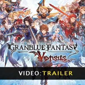 Granblue Fantasy Versus Video del rimorchio
