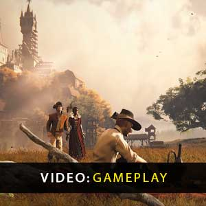 Greedfall Video di gioco