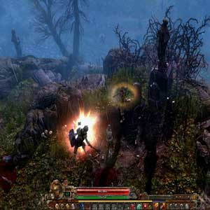 Grim Dawn Collina sepoltura