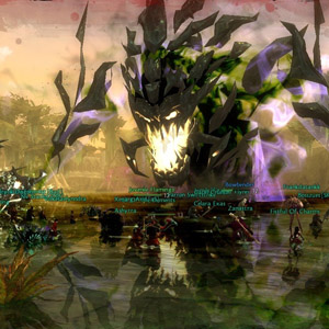 GUILD WARS 2 Group Evento