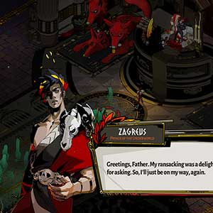 Hades Olympus