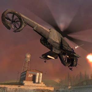 Half Life 2 - Elicottero