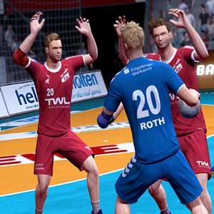 Handball 17 DKB Handball Bundesliga