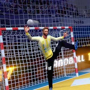 Handball 17 Liga ASOBAL in Spagna