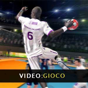 Handball 21 Gameplay Video