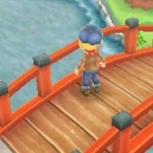 Harvest Moon 3D A New Beginning Nintendo 3DS