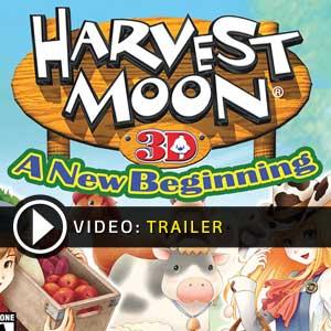 Acquista Codice Download Harvest Moon 3D A New Beginning Nintendo 3DS Confronta Prezzi