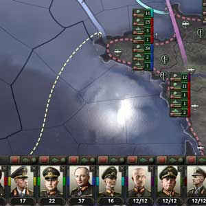 Hearts of Iron 4 Diplomazia