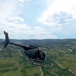 Heliborne OH-6