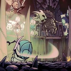 Hollow Knight Battaglia del capo