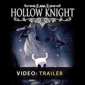 Video del rimorchio del Hollow Knight