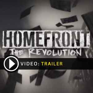 Acquista CD Key Homefront The Revolution Confronta Prezzi
