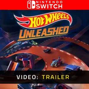 HOT WHEELS UNLEASHED Nintendo Switch Video Trailer