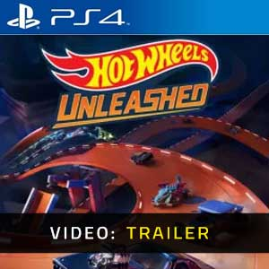 HOT WHEELS UNLEASHED PS4 Video Trailer