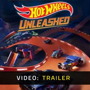 HOT WHEELS UNLEASHED Video Trailer