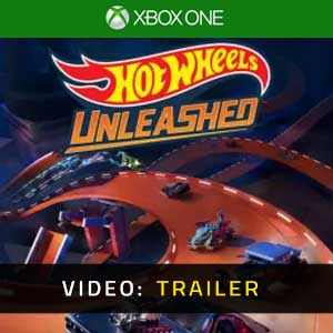 HOT WHEELS UNLEASHED Xbox One Video Trailer