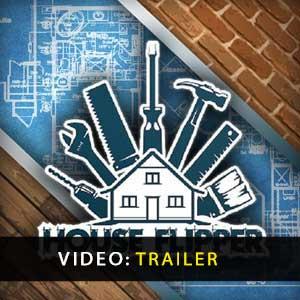 Video trailer House Flipper