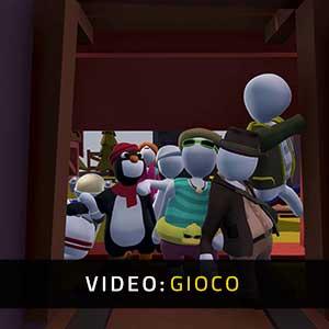 Human Fall Flat Video del gioco