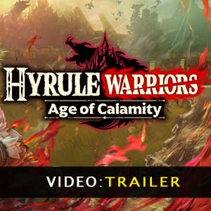 Hyrule Warriors Age of Calamity Video Trailer