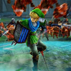 Hyrule Warriors Nintendo Wii U Nemici