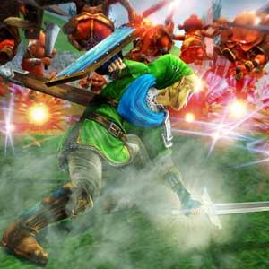 Hyrule Warriors Nintendo Wii U Battaglia