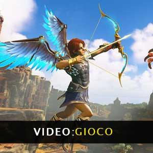 IMMORTALS FENYX RISING Video di gioco
