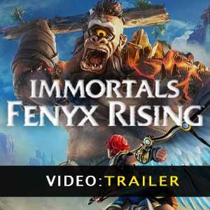 IMMORTALS FENYX RISING Video del rimorchio