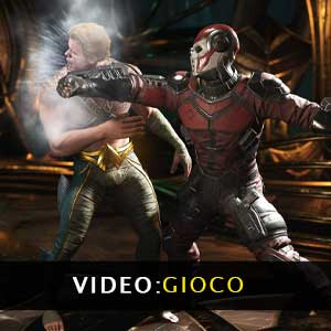 Injustice 2 video di gioco