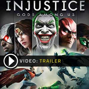 Acquista CD Key Injustice Gods Among Us Confronta Prezzi