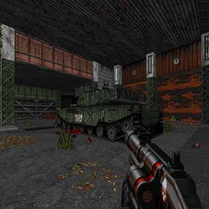 modalità di fuoco e diversi tipi di munizioni