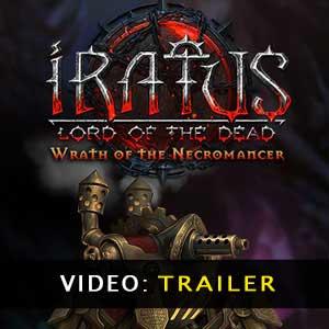 Acquistare Iratus Wrath of the Necromancer CD Key Confrontare Prezzi