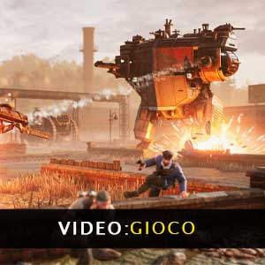 Iron Harvest Video di gioco