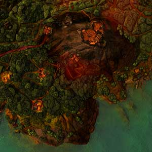 isola governata da un signore della droga