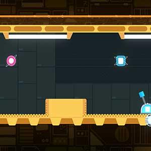 Piattaforma d'azione in stile autorunner Arcade