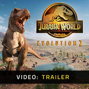 Jurassic World Evolution 2 Video Trailer