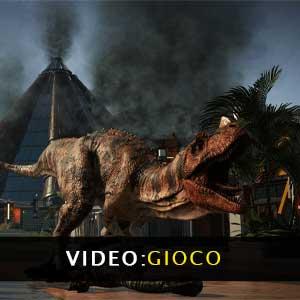 Jurassic World Evolution Video di Gioco