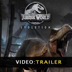 Jurassic World Evolution Trailer Video