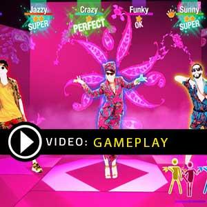 Just Dance 2020 Nintendo Wii U Gameplay Video